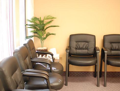 essay dentist room